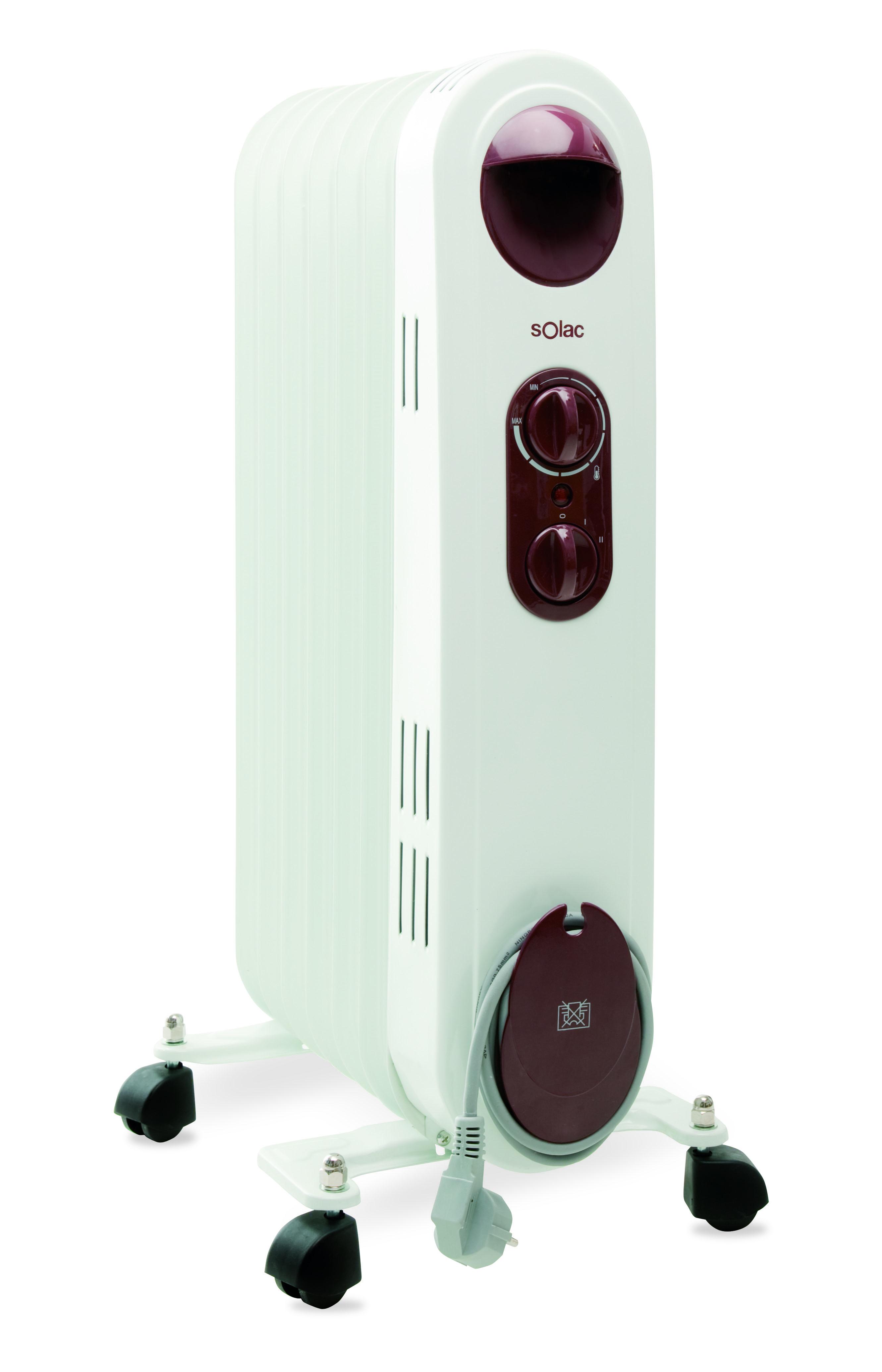 RA 8017 - Olajradiátor